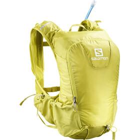 Salomon Skin Pro 15 Set Backpack citronelle/sulphur spring